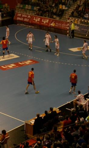 croatia spain handball